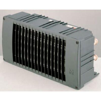 SILENCIO 2 melegvizes fűtőradiátor 24V fekete