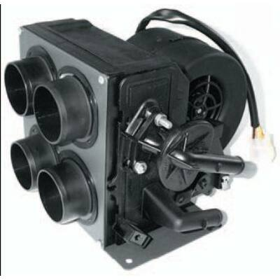 AK 530 ED4 melegvizes fűtőradiátor 6 kW  12V