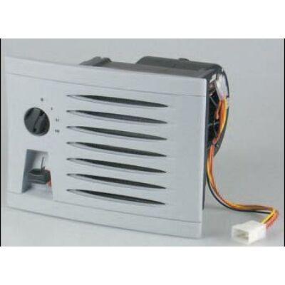 KUBA 530 melegvizes fűtőradiátor 12V fekete
