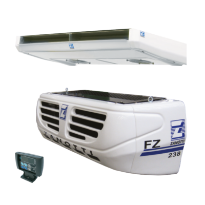 Zanotti SFZ238 12/24V raktérhűtő (R452a)