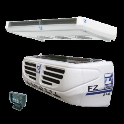 Zanotti // SFZ248 12/24V raktérhűtő (R452a)