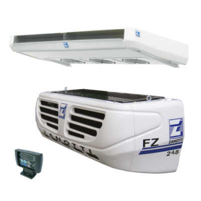 Zanotti SFZ248 12/230/400V raktérhűtő (R452a)