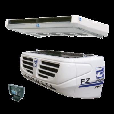 SFZ258 12/230V raktérhűtő (R452a)