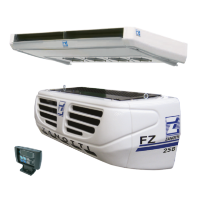 Zanotti // SFZ258 24/400V raktérhűtő (R452a)