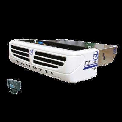 Zanotti UFZ348 közúti/hálózati (mono) raktérhűtő (R452a)