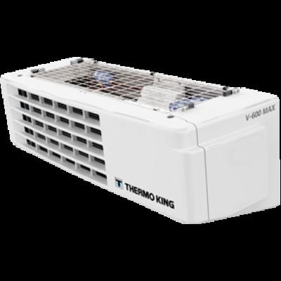 V-600.50Max Raktérhűtő közúti + hálózati + fűtés (400V*)