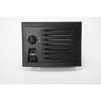 KUBA 350 melegvizes fűtőradiátor 12V fekete