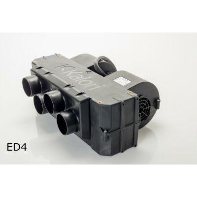 Kalori Super K ED4 melegvizes fűtőradiátor 24V